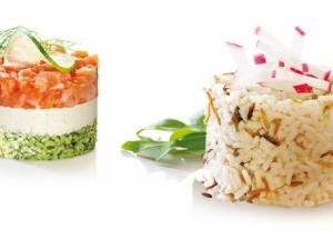 Dekorowanie i formowanie potraw