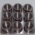 Pojemniki magnetyczne na przyprawy 10szt