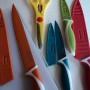 Noży z nożycami i deską do krojenia 5170