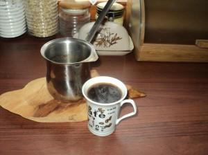 Zaparzacz do kawy po turecku