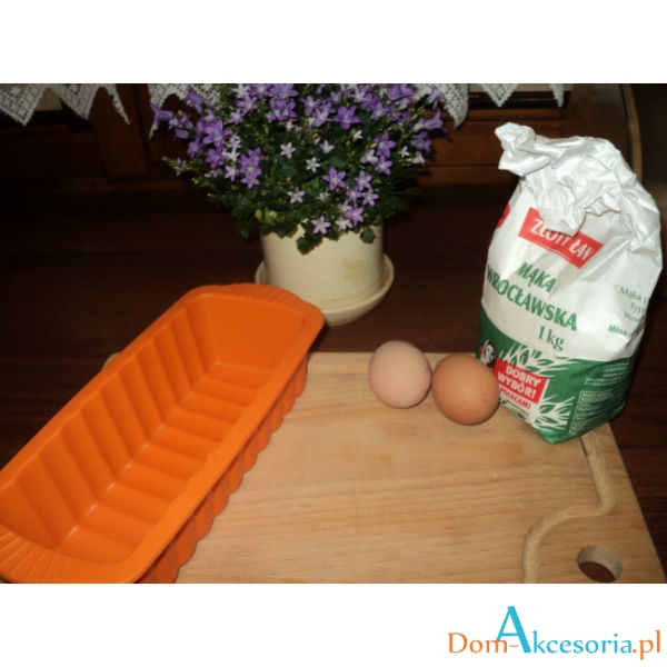 Keksowka forma silikonowa do chleba pasztetu /TS-386