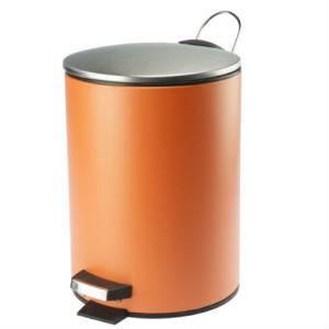 Kosz 3l RAINBOW art 5243 pomarańczowy