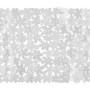 Mata łazienkowa wanna 68x33cm art 1601 biały