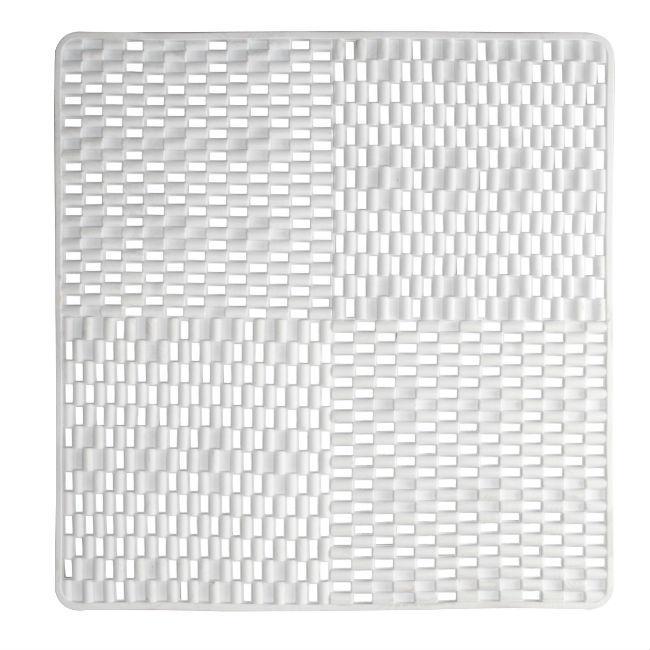 Mata Mezzo 51x51cm art 6678 biały