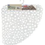 Mata Lazienkowa brodzik RING 54x54cm 9860 biały