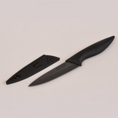 Nóż ceramiczny 10cm/TS-1204B black.