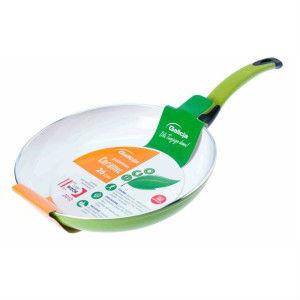 Patelnia Ceramikk ECO- zielona 300x300