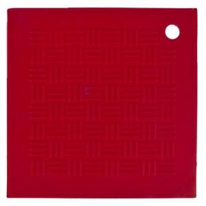 Podkładka silikonowa czerwona 17,5 cm 1633 czerwony