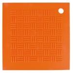 Podkładka silikonowa 17,5 cm 1633 pomarancz