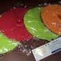 Pokrywki silikonowe kolor