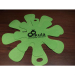 Przekładki ochronne zielone 1
