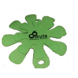 Przekładki ochronne zielone