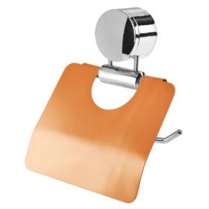Uchwyt na papier toal RAINBOW art 5270 pomarańczowy