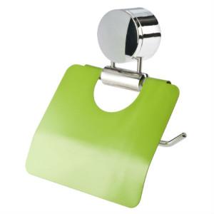 Uchwyt na papier toal RAINBOW art 5270 zielony