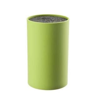 Uniwersalny blok stojak na noże zielony/ KH3472z