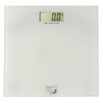 Waga elektroniczna łazienkowa biała /5079