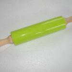 Wałek silikonowy 20x5,3cm Galicja zielony  4961Z