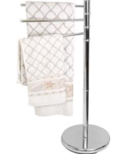 Wieszak łazienkowy trzyramienny 0030