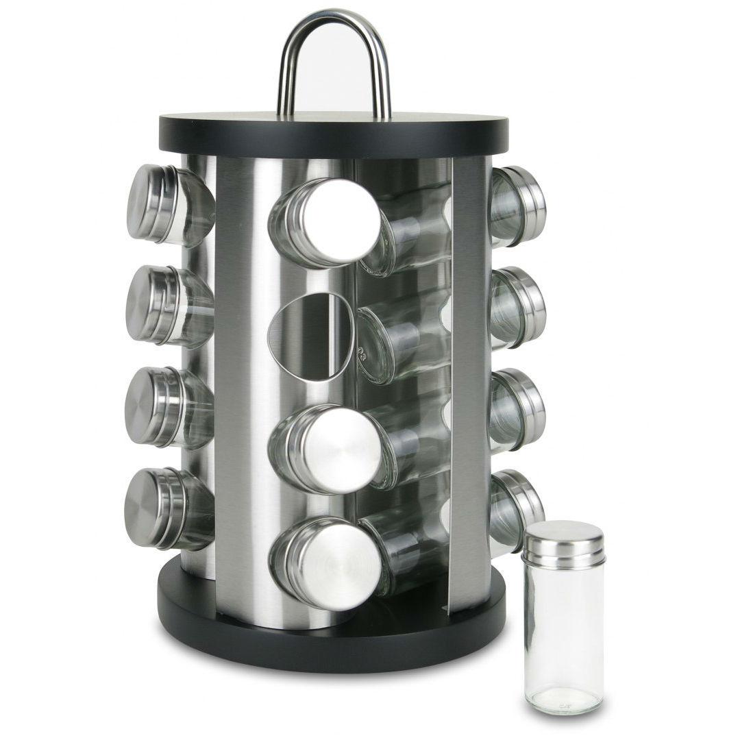 Zestaw pojemnikow na przyprawy-16pcs_3054 pojemnik