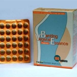 Banting tabletki odchudzające Tiens