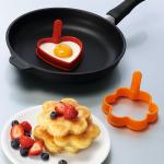 kształtne śniadanie
