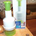 krajacz do cebuli zielony Galicja -opakowanie