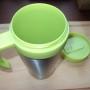 kubek termiczny zielony art.4852 otw.