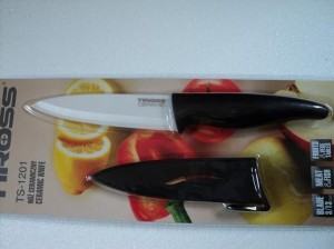 Nóż ceramiczny Tiross 13cm