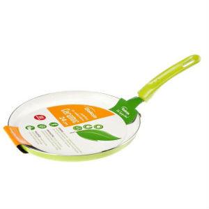 Patelnia do naleśników zielona Ceramik Eco-300x300