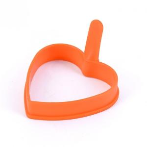 Silikonowa foremka do jajek i placków Serce
