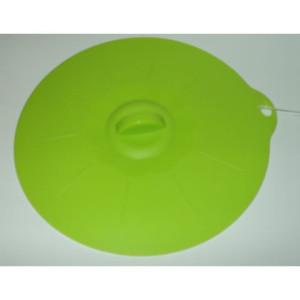 Silikonowa pokrywka 20cm zielona /4222